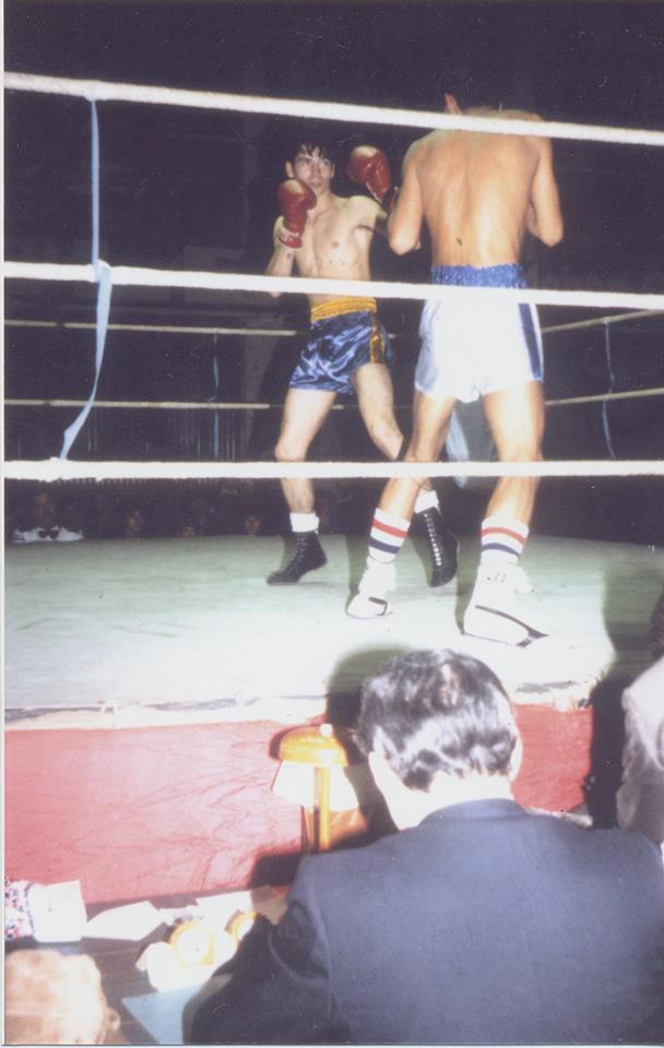 Champion d'Auvergne 1981 - 1982 (54 - 57 kg)