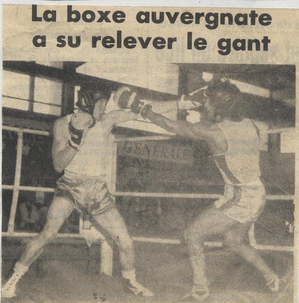 Champion de France Universitaire 1983 (- 57 kg)