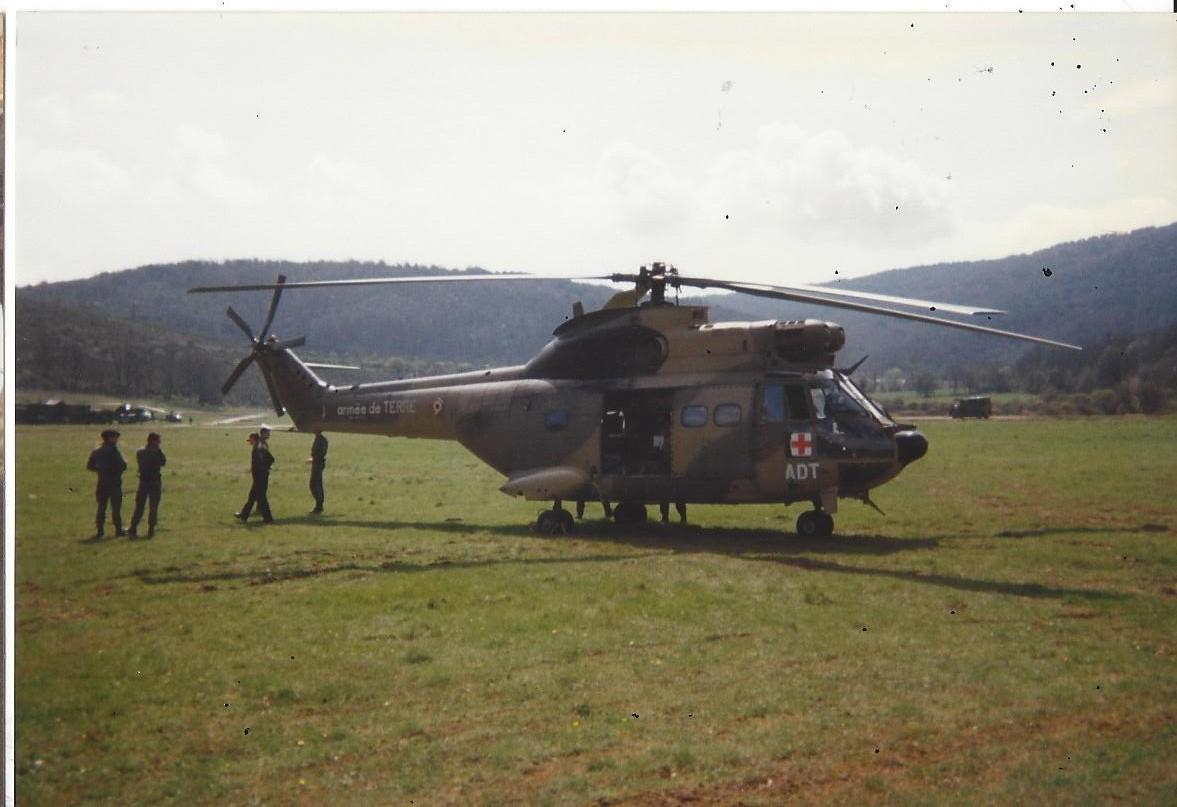 Hélico Puma d'EVAcuation SANitaire (EVASAN)