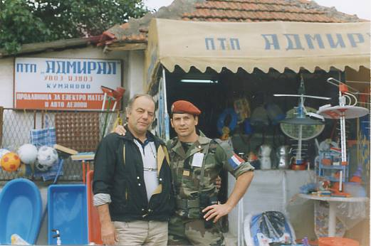 Aguerrissement militaire (KOSOVO 1999)