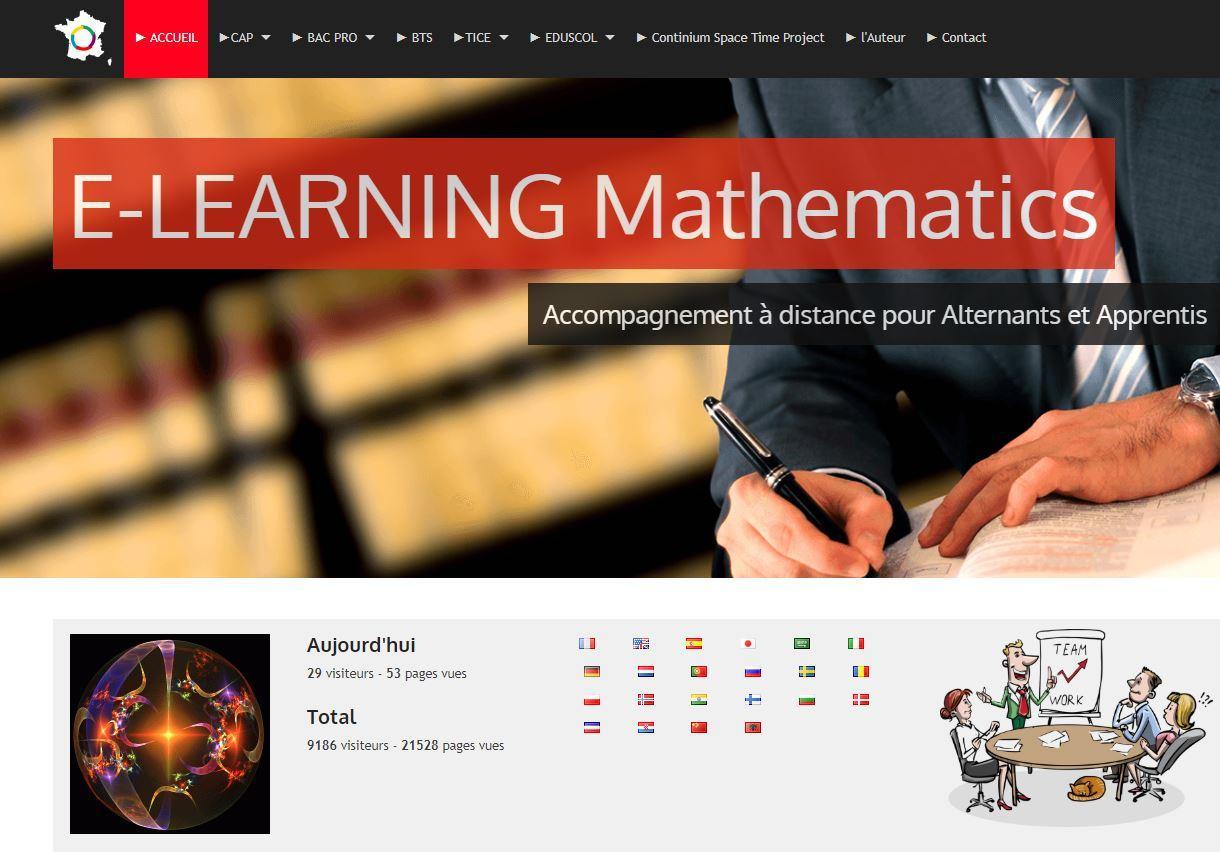 E-LEARNING MATHEMATICS