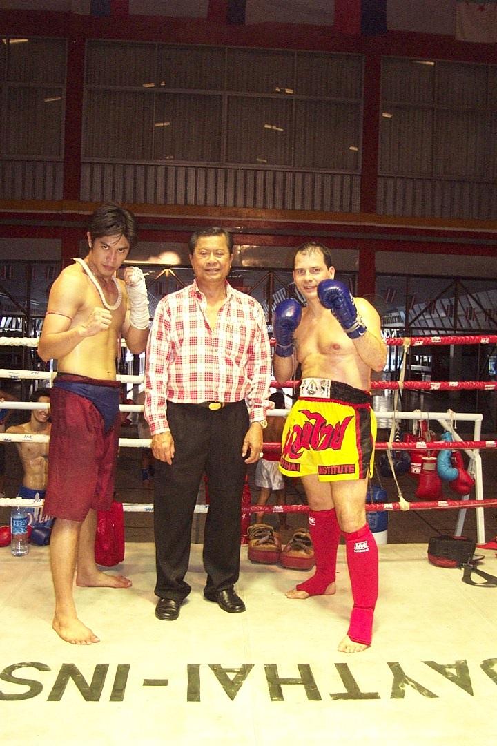 Boxe thaïlandaise (Muaythai Institute Bangkok)