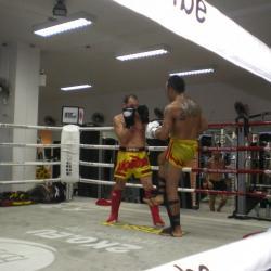 Stratégie et tactique de combat en  Boxe thaï (Kho Samui)