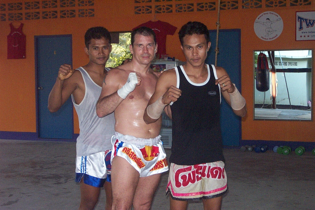 Boxe thaïlandaise (Rawai Muaythai Camp - Thaïlande)
