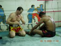 PRÉPARATION COMBAT: Boxe thaï - Muaythai - Thai Boxing (Thaïlande)